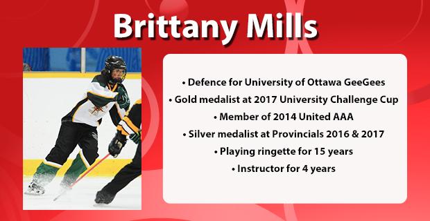 Brittany Mills Website