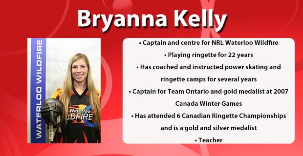 Bryanna Kelly Website