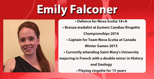 Emily Falconer Website