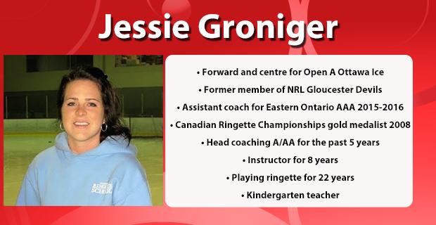 Jessie Groniger Website