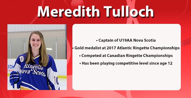 Meredith Tulloch.