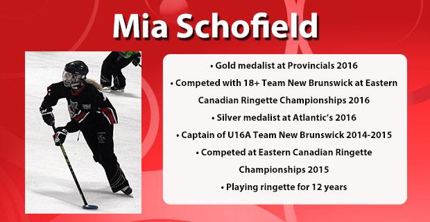 Mia Schofield Website