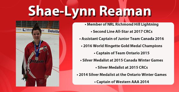 Shae-Lynn Reaman Website
