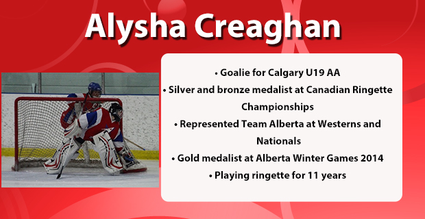 Alysha Creaghan Website