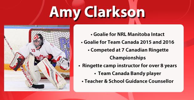 Amy Clarkson