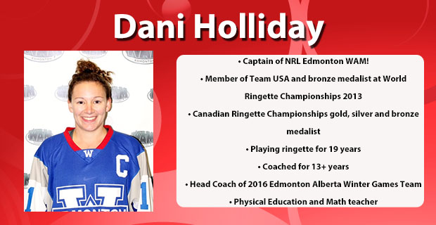 Dani Holliday Profile