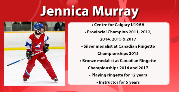 Jennica Murray Website