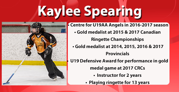 Kaylee Spearing