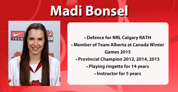 Madi Bonsel Website