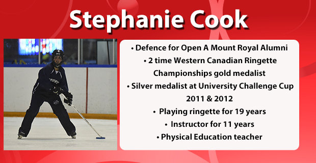 Stephanie Cook Website