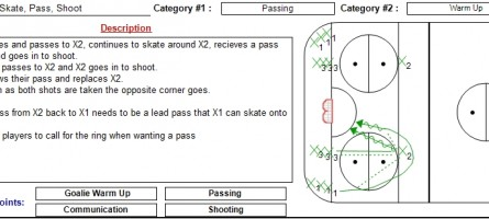 2 - Skate, Pass, Shoot