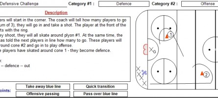20 - Defensive Challenge