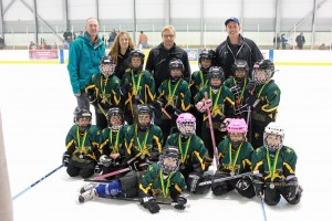 Alicia Brown - Fredericton U9 Stars