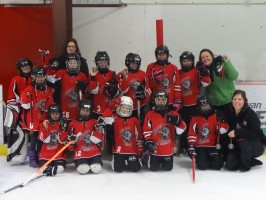 Amanda O'Donnell - Buffalo Plains U10 Devils