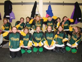 Bettina Welsh - Regina U10 Ravens 2