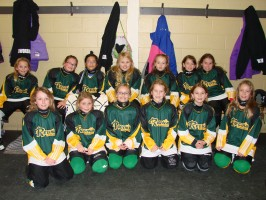 Bettina Welsh - Regina U10 Ravens
