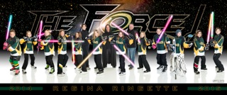 Christie-Anne AbouChakra - Regina U12 The Force