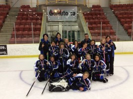 Curtis Cunningham - Red Deer U10 Lightning