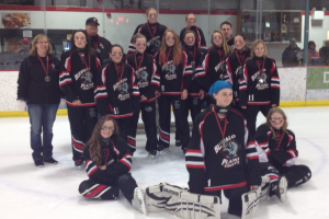 Karen Kirby - Buffalo Plains U14B Black Phantoms