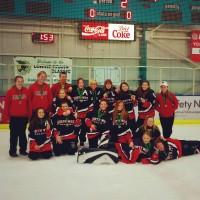 Kim Grover - Calgary NW U14B Adrenaline