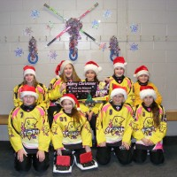 Lisa Carter - Moncton Storm U12 Ice Breakers