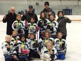Lisa Lewis - South Calgary U10-2 Ice Crushers