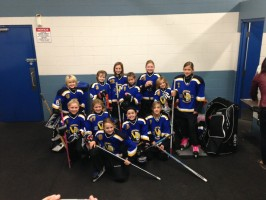 Lisa Quiring - Vernon U10 Ice Breakers
