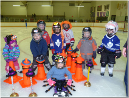Michele Hodgert - Learn to Skate Exeter:Seaforth Ringette