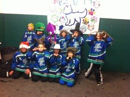 Michelle Dirk - South Calgary U10-1 Ice Puppies 2