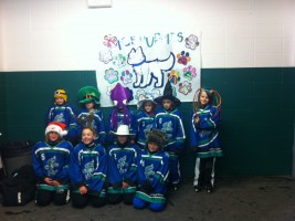 Michelle Dirk - South Calgary U10-1 Ice Puppies