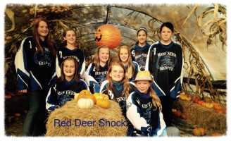 Michelle Simoneau - Red Deer U14B Shock