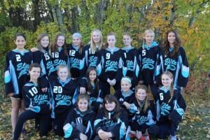 Sonia Gawryluk - Edmonton U14AA Elite 2