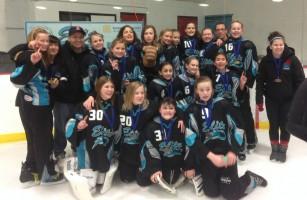 Sonia Gawryluk - Edmonton U14AA Elite