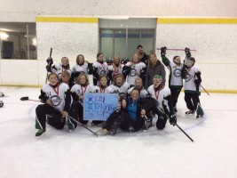 Trish Lemoine - Spruce Grove U12C Ice Breakers