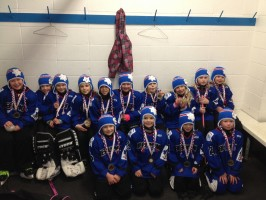 Beaumont U10-1 Snowflakes
