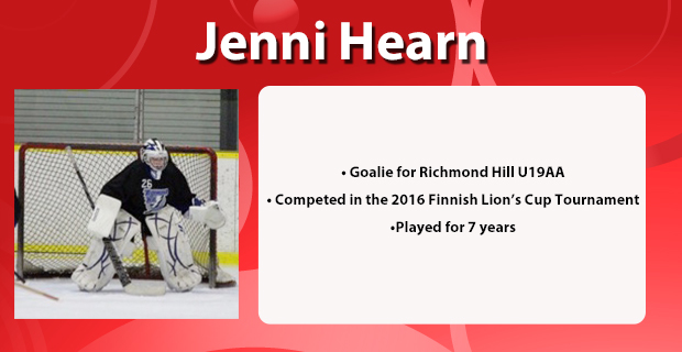 Jenni Hearn Profile