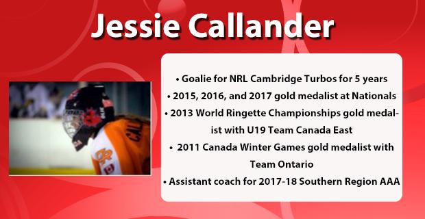 Jessie Callander