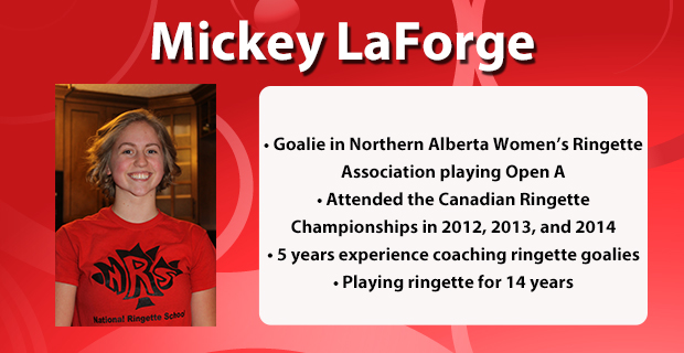 Mickey LaForge Website